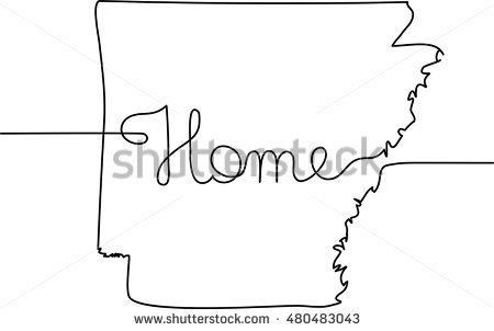 450x302 Collection Of Arkansas Drawing High Quality, Free Cliparts