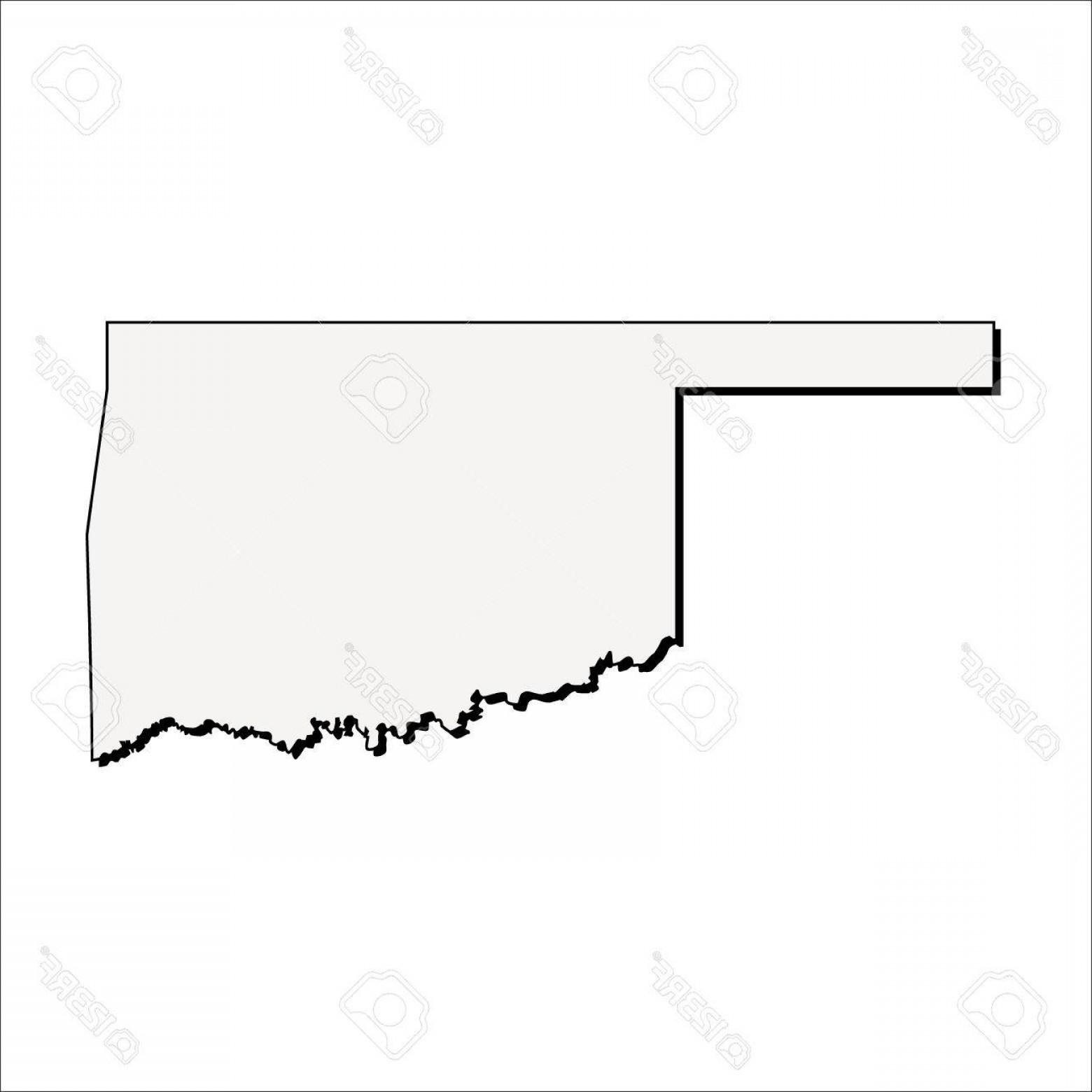 1560x1560 Oklahoma Outline Vector Orangiausa
