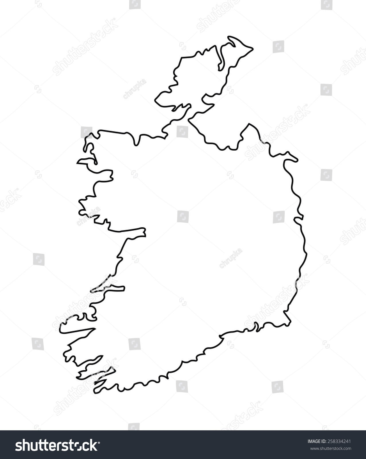1275x1600 United States Map Outline Blank Inspirationa United States Map