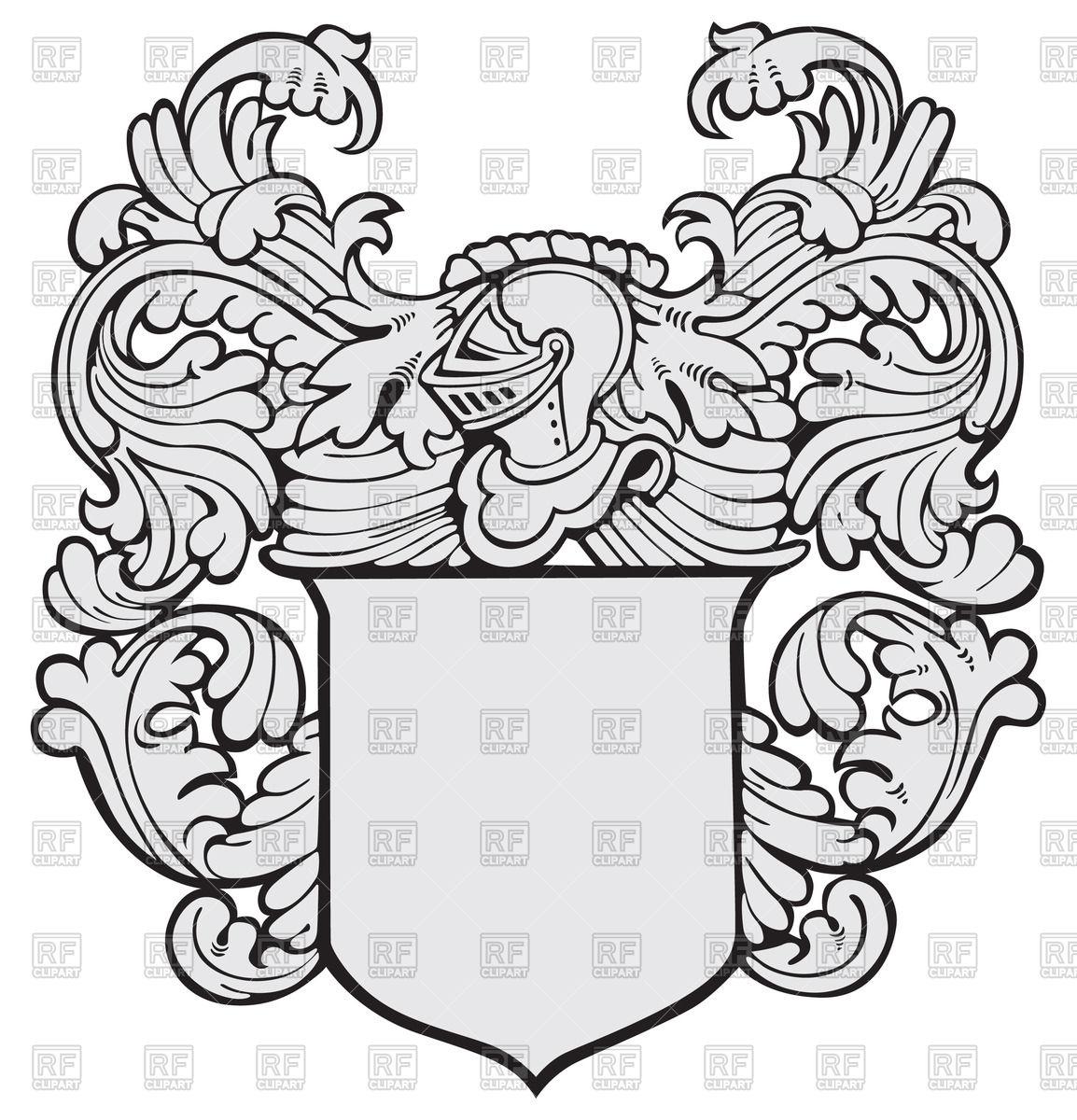1154x1200 Knightly Heraldry