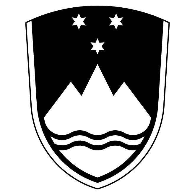 660x660 Slovenia Coat Of Arms Vector Image