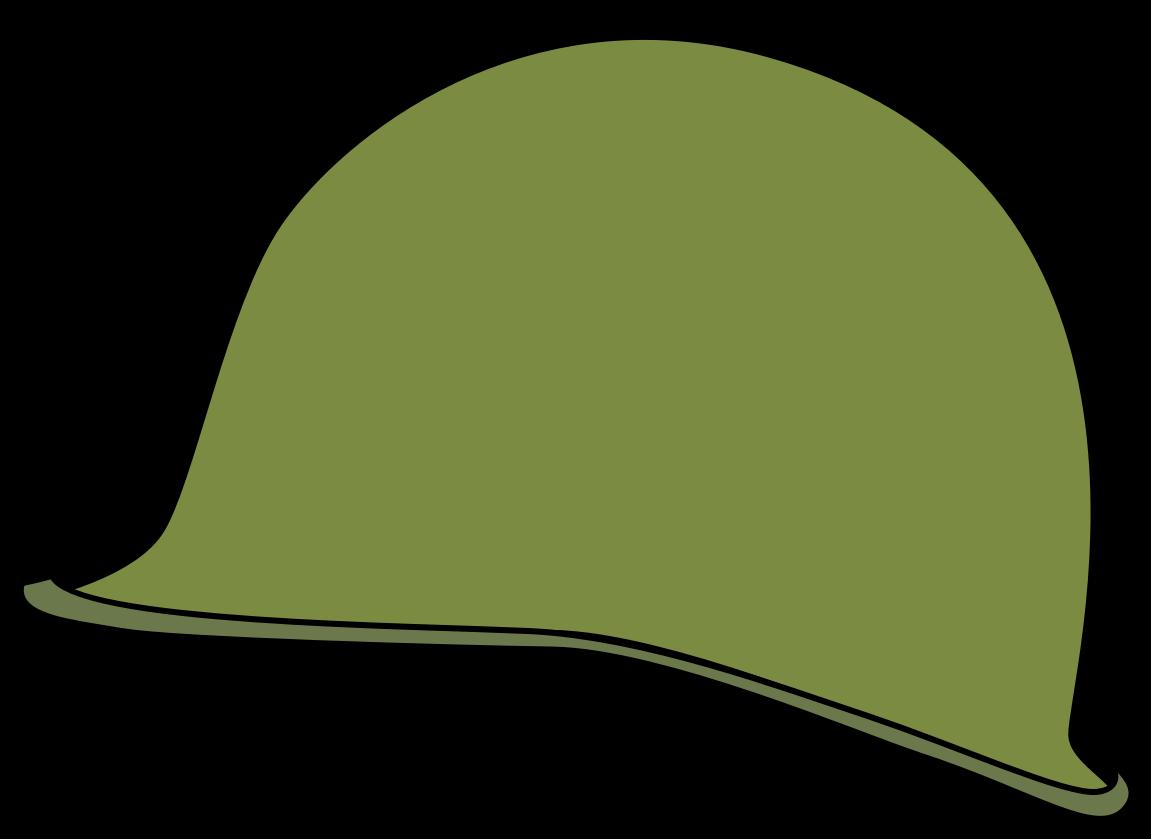 1151x839 Army Helmet Clipart