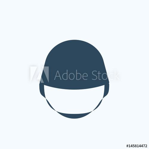 500x500 Army Helmet Icon