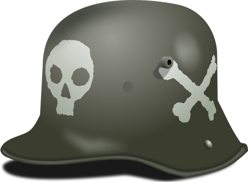 500x368 German Army Helmet Vector Image Public Domain Vectors