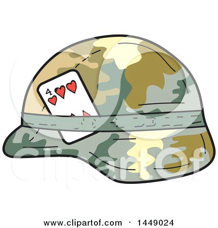 450x470 Army Helmet Clip Art Graphic Of A Cartoon Us Army Combat Helmet