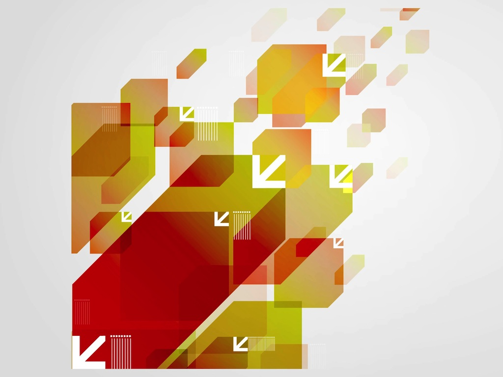 1024x768 Abstract Arrows Background Vector Art Amp Graphics