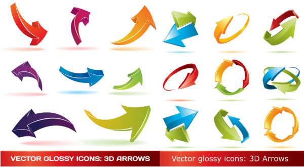 600x330 Stereo Arrowhead Vector Image Part 2 Free Icons Vector Free