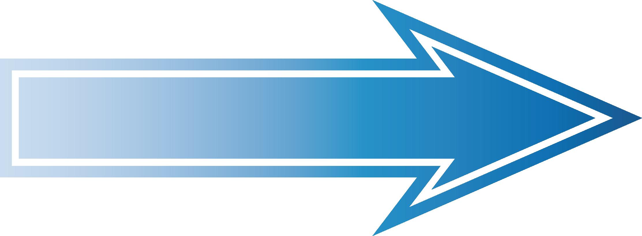 2225x818 Arrowhead Clip Art