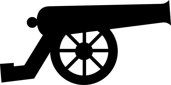 Arsenal Cannon Vector