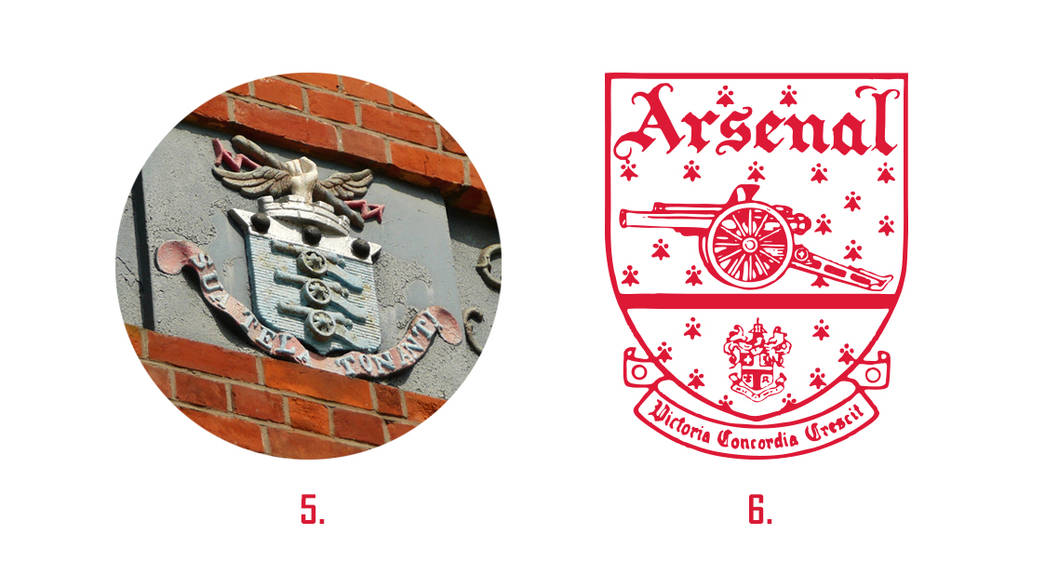 1045x588 The Arsenal Crest History News