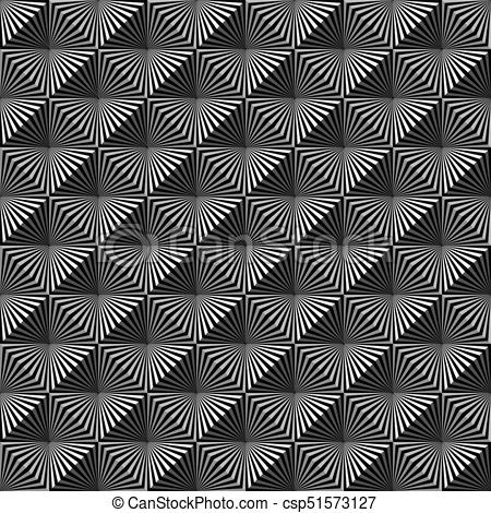 450x470 Seamless Elegant Art Deco Pattern Vector Geometric Background.