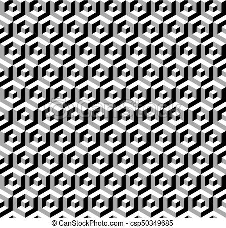 450x454 Seamless Geometric Art Deco Background Pattern.