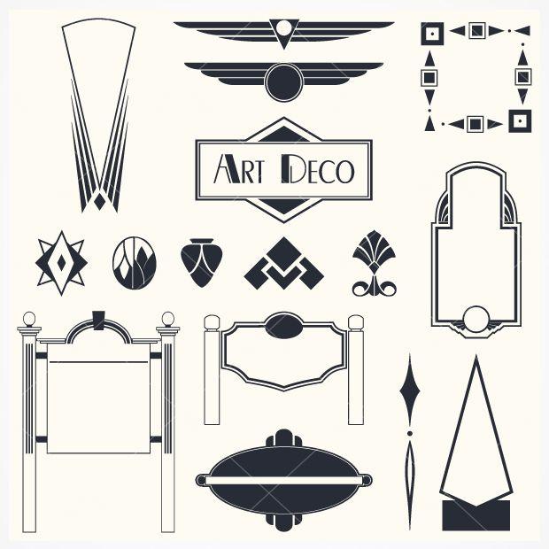 620x620 Free Art Deco Vector 213 Best Art Deco Images
