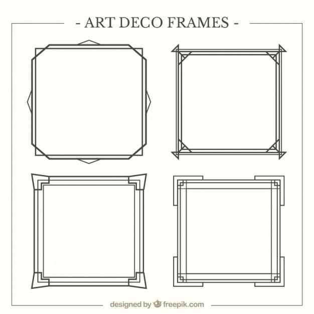 626x626 Art Deco Vectors, Photos And Psd Files Free Download