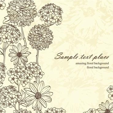 368x368 Art Nouveau Flower Vector Free Vector Download (217,150 Free