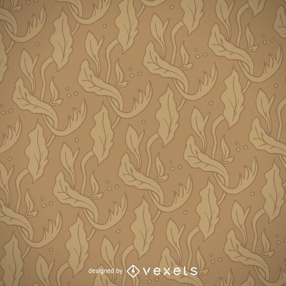 570x570 Art Nouveau Golden Pattern