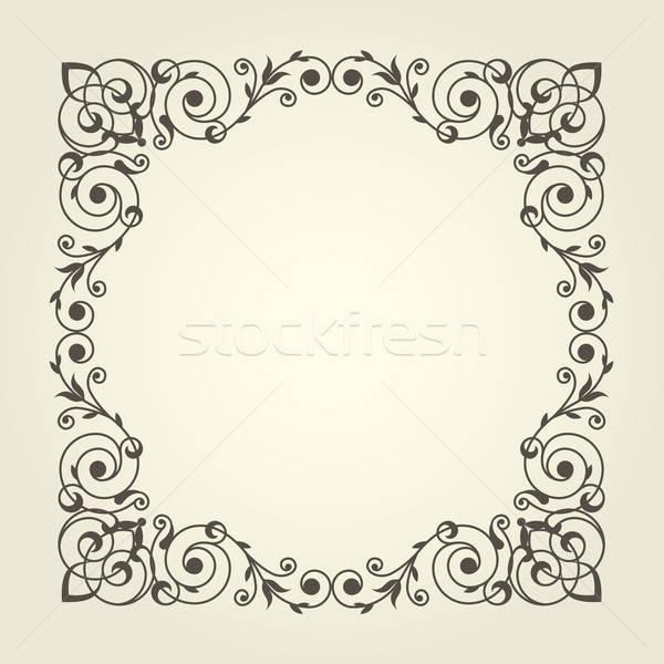 600x600 Art Nouveau Pattern Stock Photos, Stock Images And Vectors
