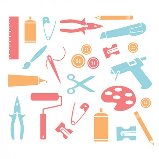 550x550 Free Craft Supplies Vectors And Png Craftgawker