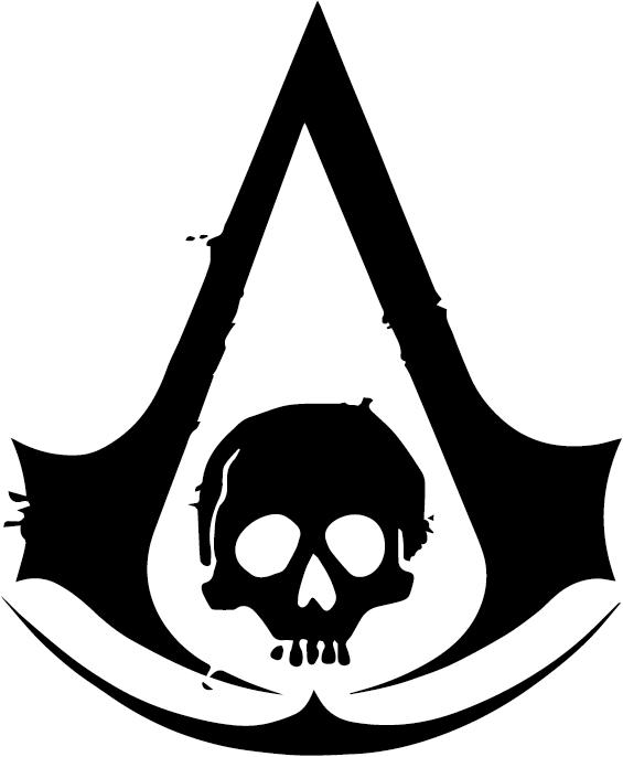 565x686 Assassins Creed Black Flag Logos