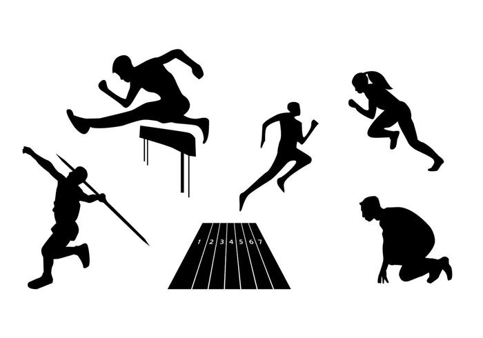 700x490 Athlete Vectors