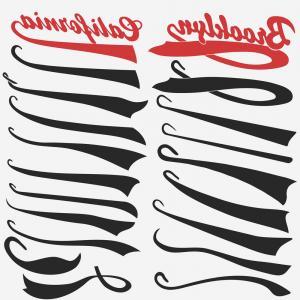 300x300 Swoosh Tails Retro Sports Swash Decorative Shopatcloth