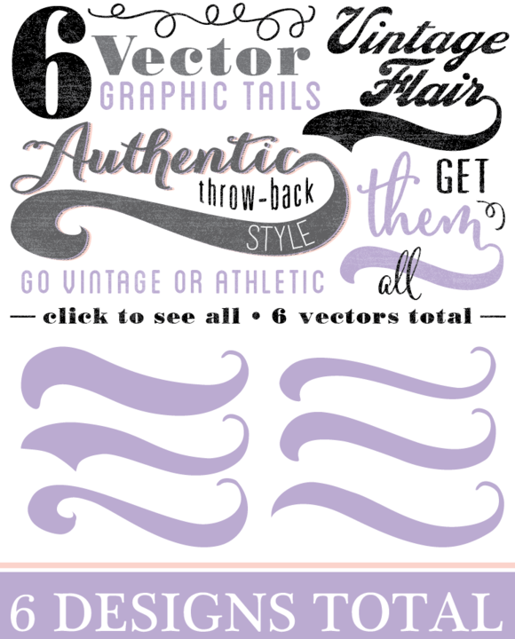 580x720 Vector Graphic Tails By Shawnanonna On Creative Market Creative