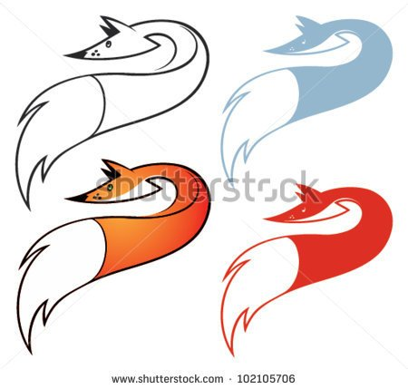 450x429 Athletic Tail Clipart