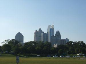 300x224 Atlanta Skyline Vectors, Photos And Psd Files Free Download