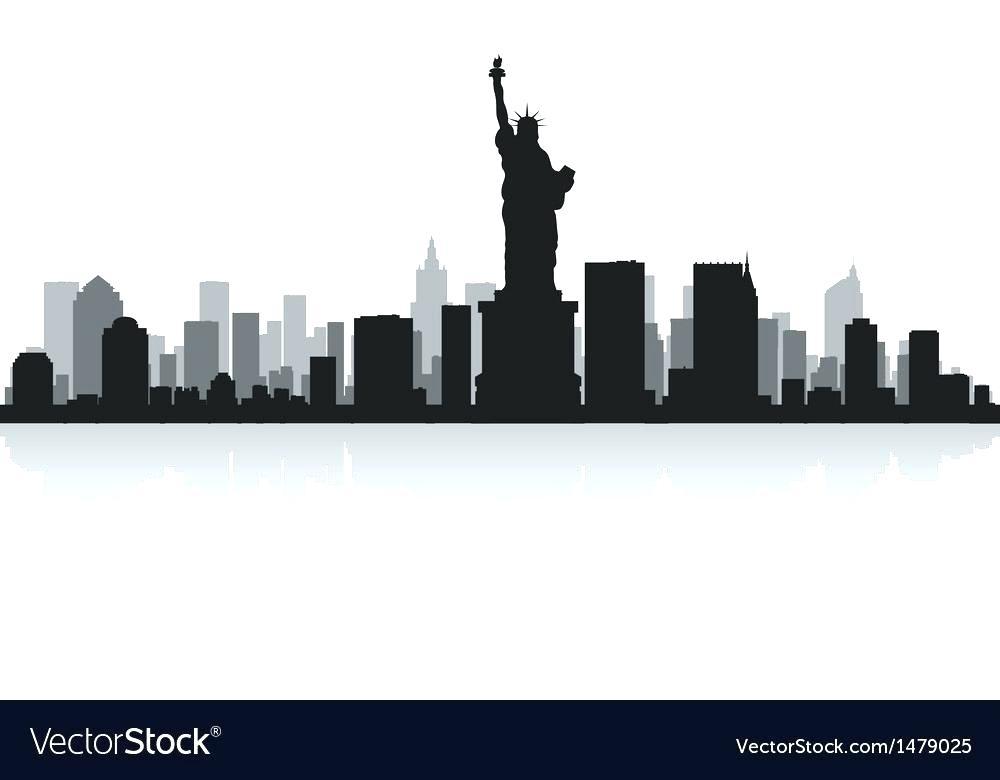1000x780 Marvellous Atlanta Skyline Silhouette Charming