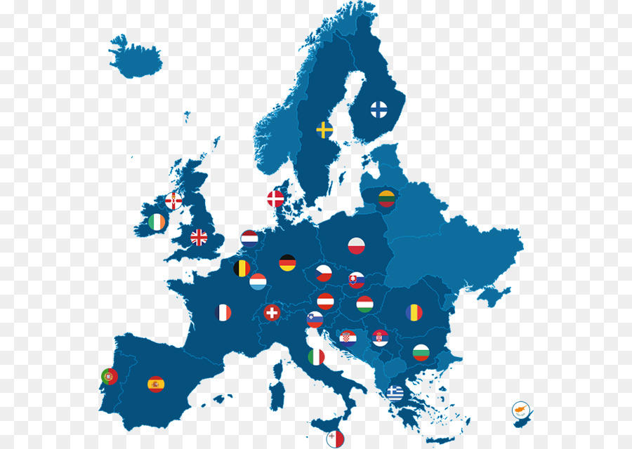 900x640 Eftec Systems, S.a. Vector Map Atlas Of Europe