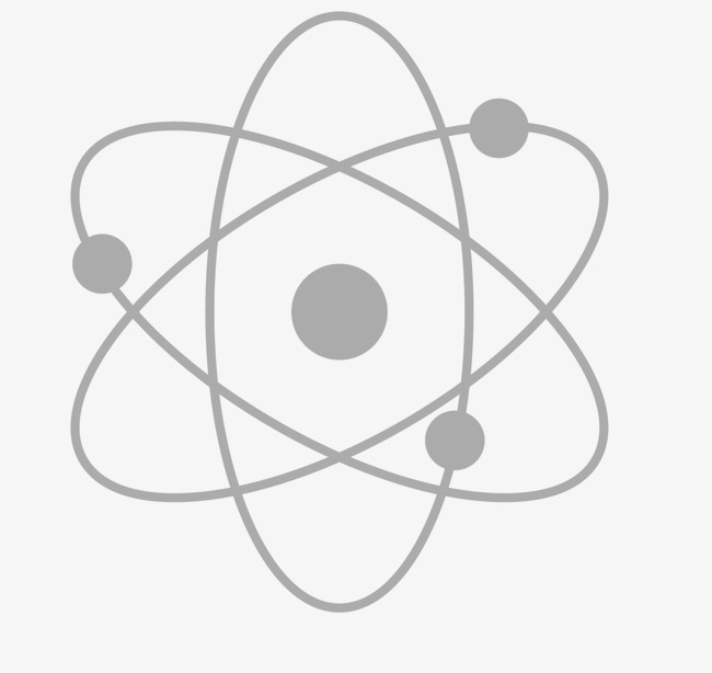 650x614 Atomic Orbital Space, Hand Painted Cartoon, Atom, Space Png And