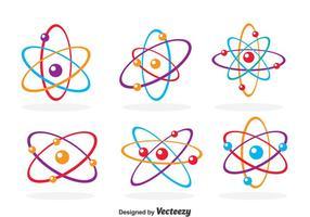 286x200 Atom Free Vector Art