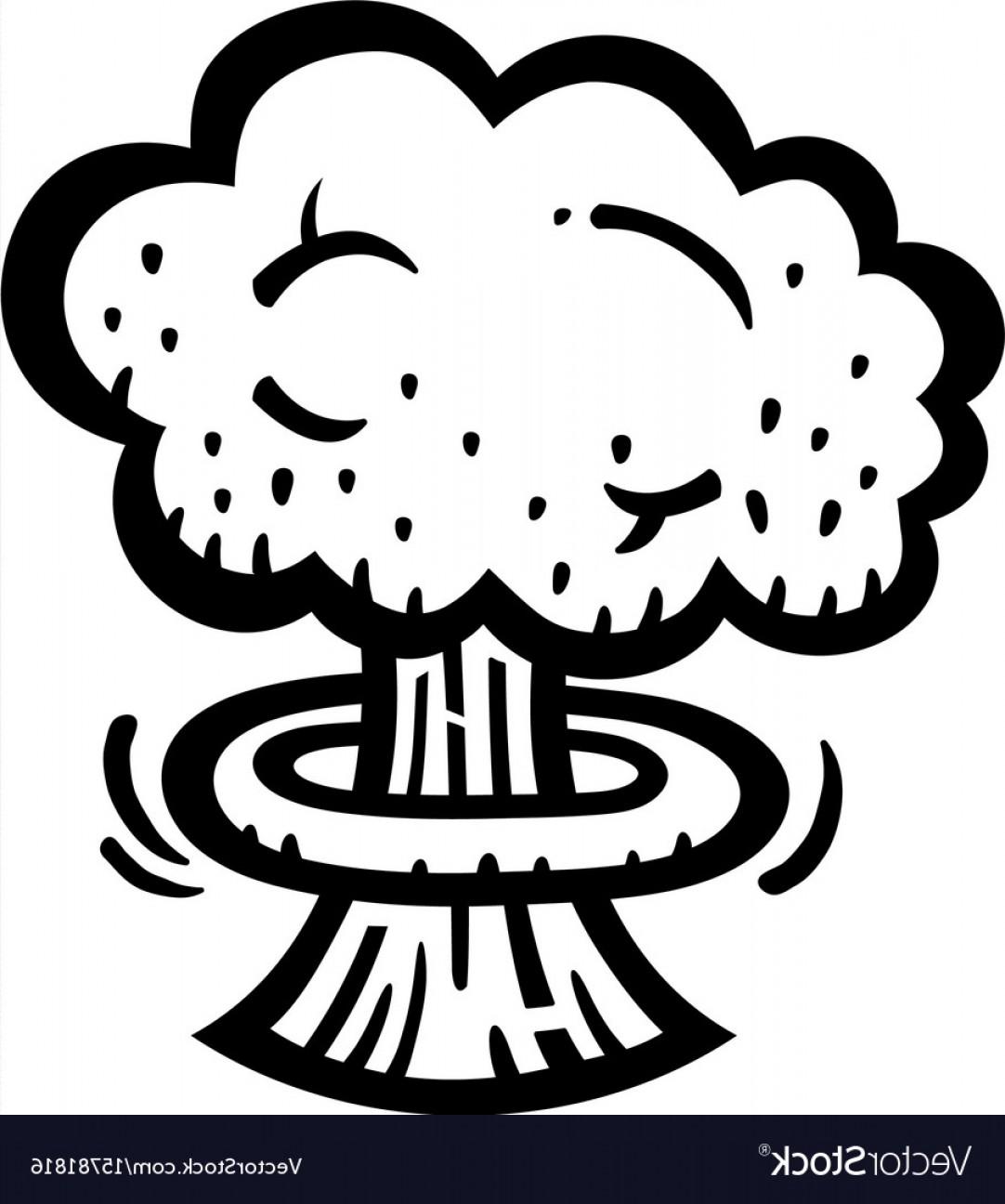 1082x1296 Mushroom Cloud Atomic Nuclear Bomb Explosion Vector Createmepink