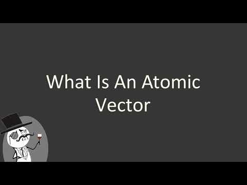 480x360 What Is An Atomic Vector