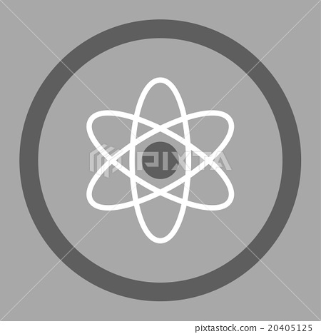450x468 Atomic Rounded Vector Icon