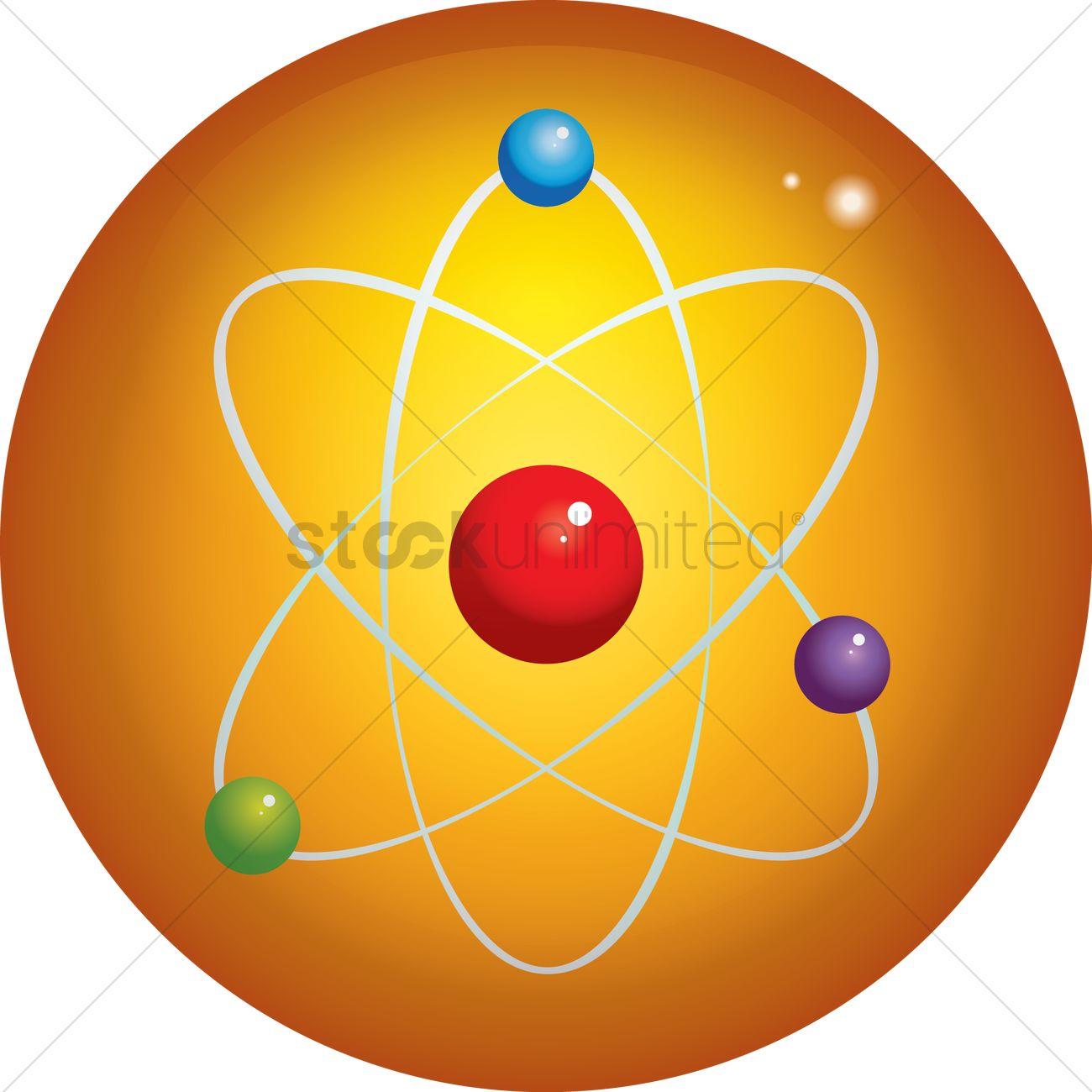 1300x1300 Atomic Vector Image