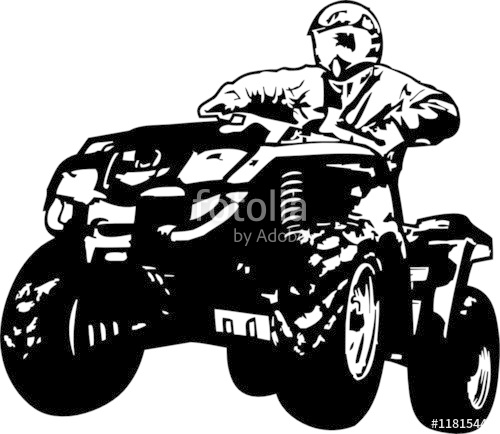 500x434 Bombardier Atv Stock Image And Royalty Free Vector Files On
