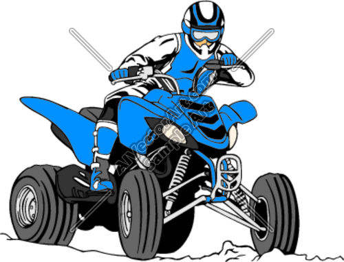 500x382 Collection Of Free Duad Clipart Off Road. Download On Ubisafe