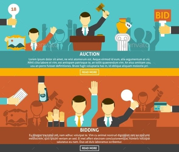 Auction Vector