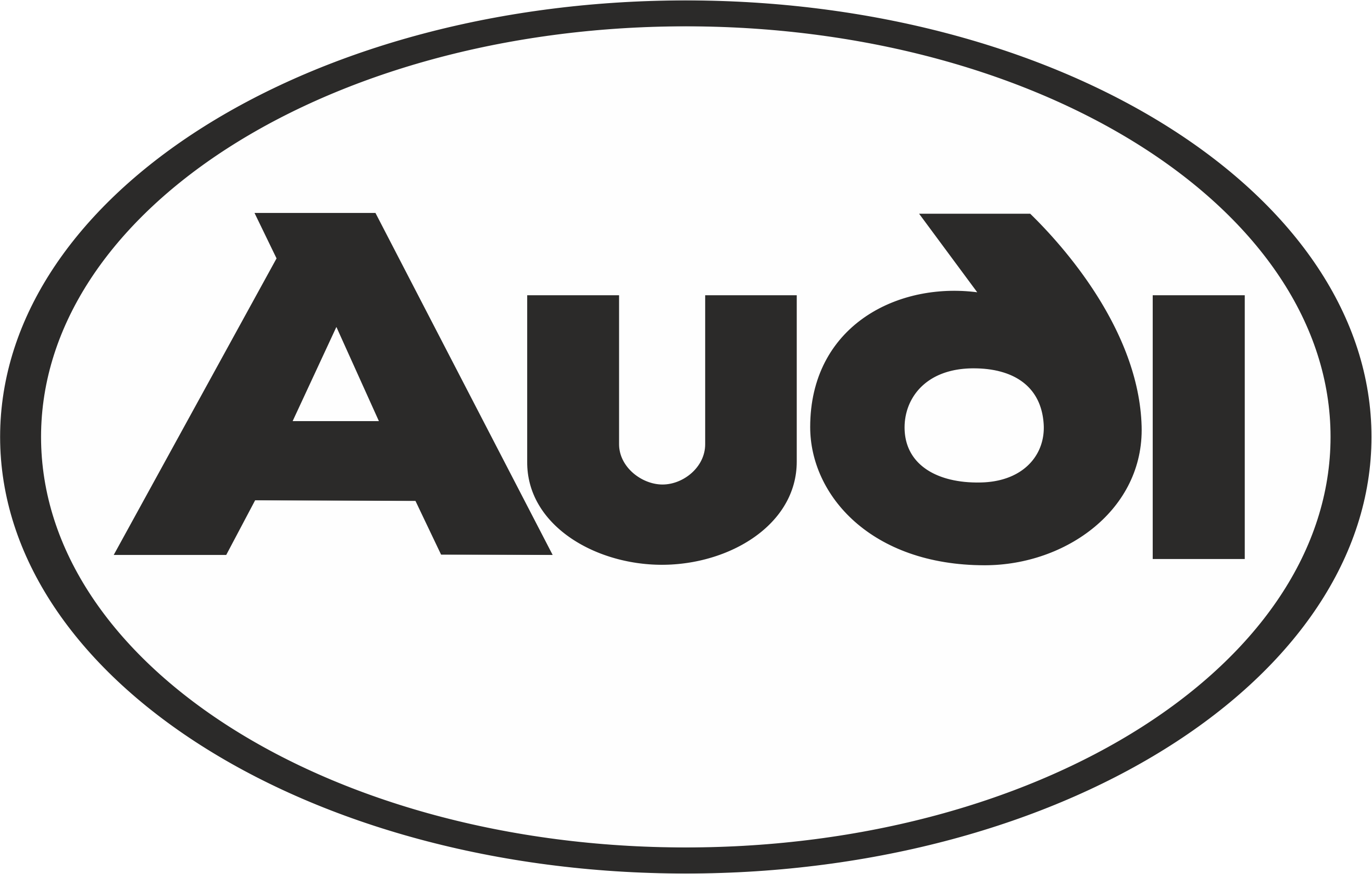 2634x1679 Audi Logo Vector Free Vector Download