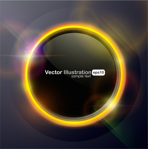 599x600 Dynamic Flow Line Aura Glare Vector Free Vector In Encapsulated