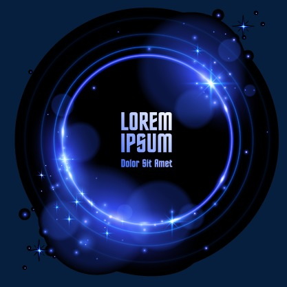 417x417 Aperture Aura Design, Vector, Glare, Aura, Blue Png And Vector For