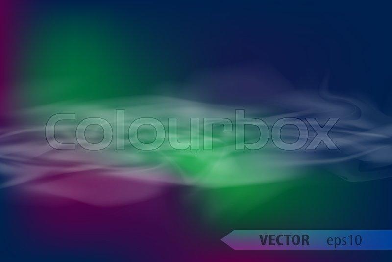 800x534 Aurora Borealis Northern Polar Lights. Liquid Dynamic Abstract