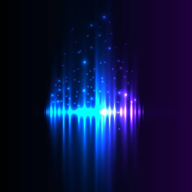 632x632 Blue Aurora Borealis Background Free Vector Download 131348 Cannypic