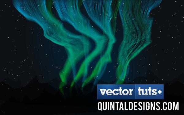 600x375 Create A Dazzling Aurora Borealis