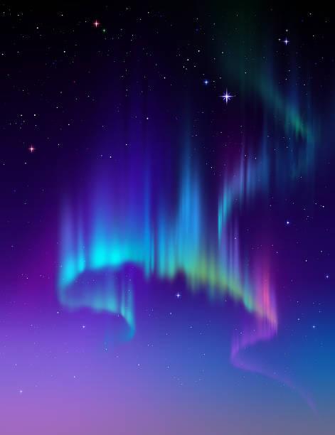 471x612 Aurora Borealis Clipart Rainbow Aurora 3041088