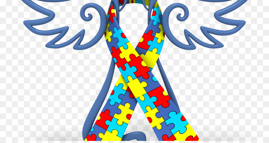 900x480 World Autism Awareness Day Awareness Ribbon Angelman Syndrome