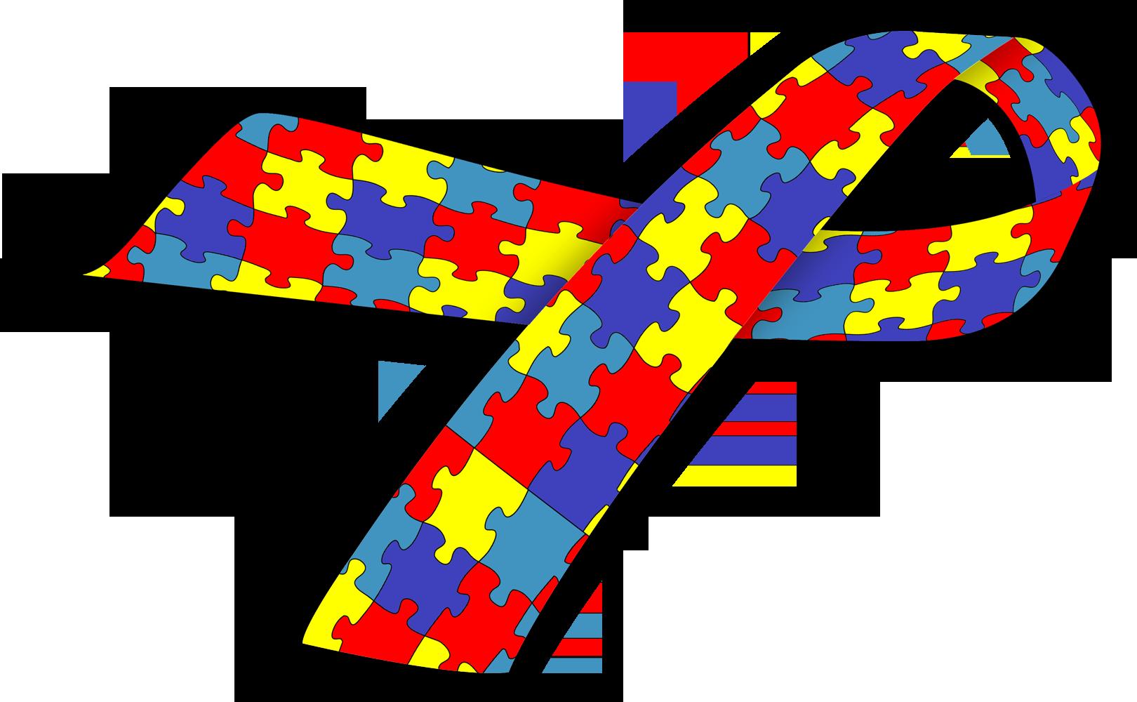 Autism Logo Vector