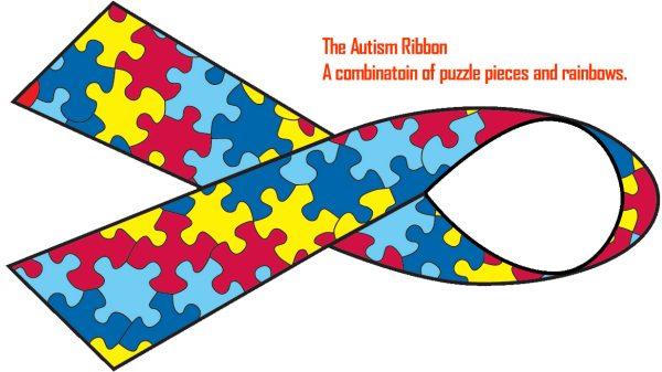 600x337 Autism Ribbon Clip Art