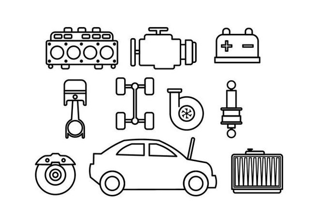 632x443 Free Auto Body Vector Free Vector Download 416949 Cannypic